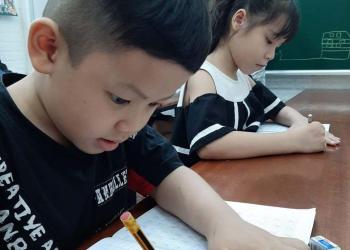tập viết chữ lớp 3