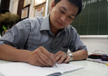 Khóa Luyện Viết Chữ Đẹp Dành Riêng Cho Phụ Huynh HCM
