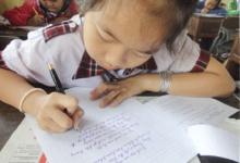 Phương pháp luyện chữ đẹp cho con aaa